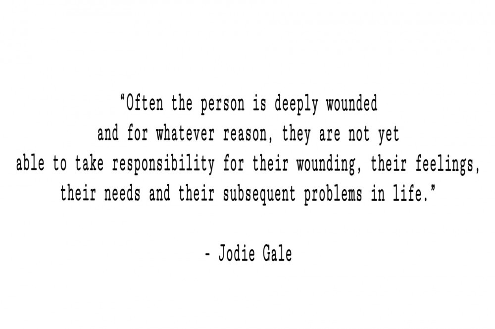 Jodie gale quotes