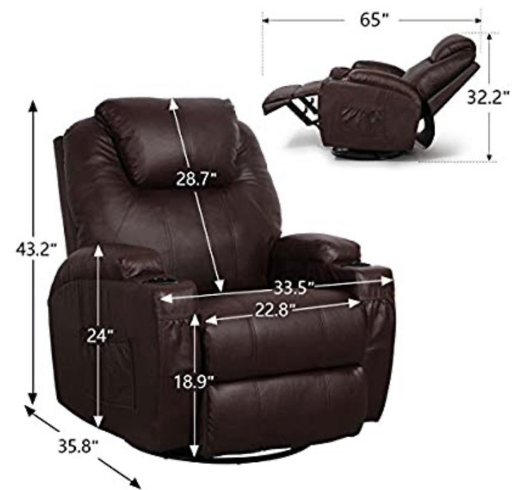 benefits of a massage chair